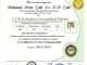 MUHAMMAD ARSLAN ZAHID MIIM-08674 DIPLOMA FRONT