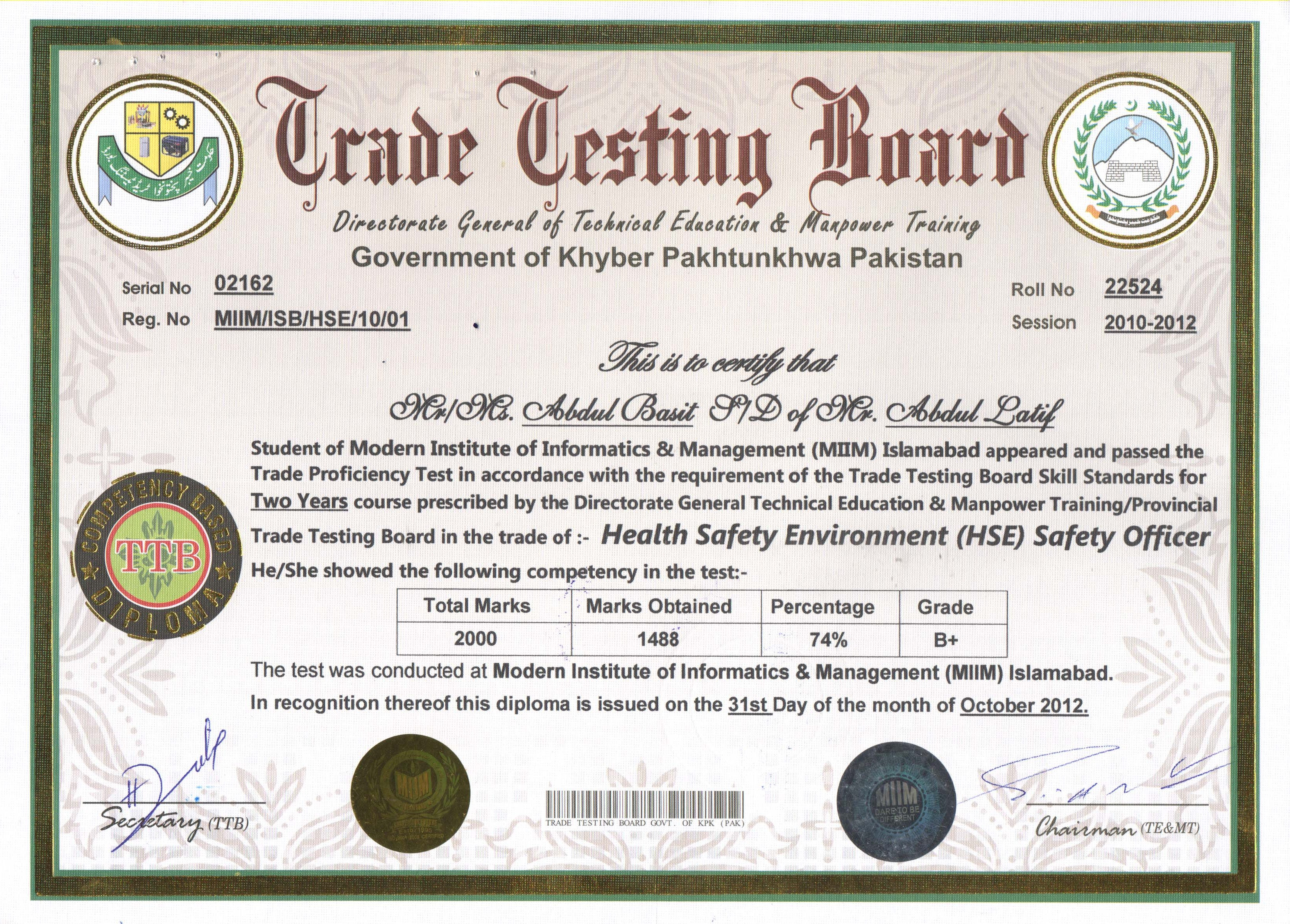 Uae Embassy One Amp Two Years Attested Diploma Samples The